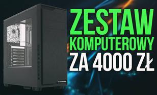Zestaw Komputerowy z Intel Core i7 za 4000 zł