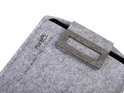 NATEC Etui Tablet SHEEP 8'' Grey-Coffee