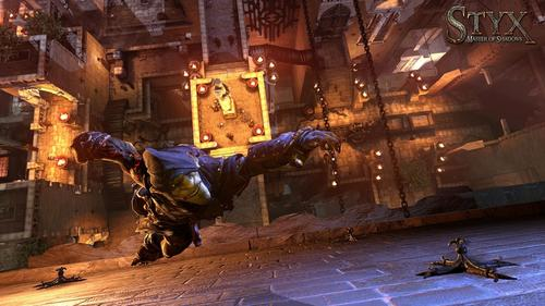 CD Projekt Red Gamebook: Styx Master of Shadows PC (napisy PL)