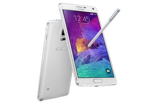 Samsung Galaxy Note 4 Cat6 White