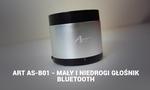 ART AS-B01 - Mały i Niedrogi Głośnik Bluetooth