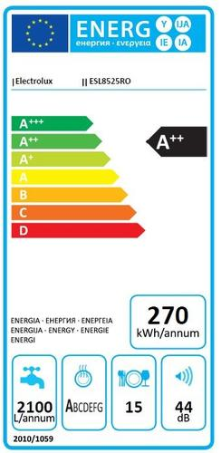 Electrolux Zmywarka ESL8525RO