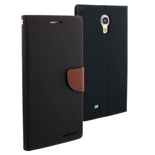 """WEL.COM Etui Fancy Diary do Galaxy Tab S 8.4"""" czarno-brązowe"""