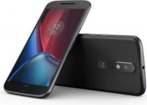 Lenovo Moto G4 Plus 16GB Czarny Dual Sim (SM4378AE7N7)