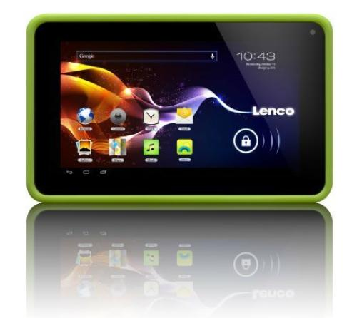 "LENCO COOLTAB-70 7"" 4.0 ZIELONY"