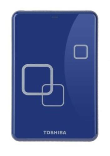 Toshiba Stor.E ART 3, 2.5'' - 750GB Blue