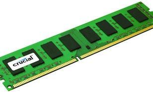 Crucial DDR3 4GB/1600 CL11 512*8 Single Rank