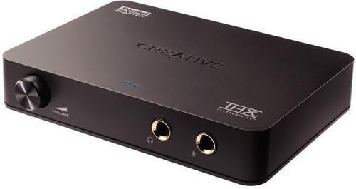 Creative Sound Blaster X-Fi HD USB