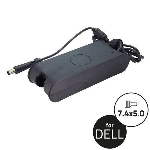 Qoltec Zasilacz do Dell 65W | 19.5V | 3.34A | 7.4*5.0