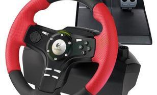 Logitech Formula Force EX - recenzja kierownicy do grania
