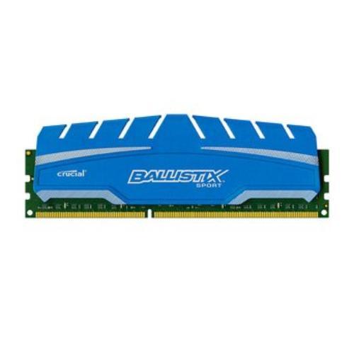 Crucial DDR3 Ballistix Sport XT 8GB/1600 CL9-9-9-24