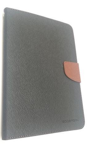 """WEL.COM Etui Fancy do Samsung Galaxy Tab Pro 10.1"""" czarno-brązowe"""