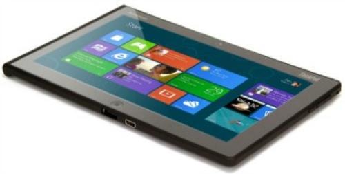 "Lenovo ThinkPad 2 N3S5ZPB Win8 with Office H&S Z2670/2GB/32GB/WiFi, Digitizer & Pen/10.1"" (16:9) HD WXGA (1366x768) Black"
