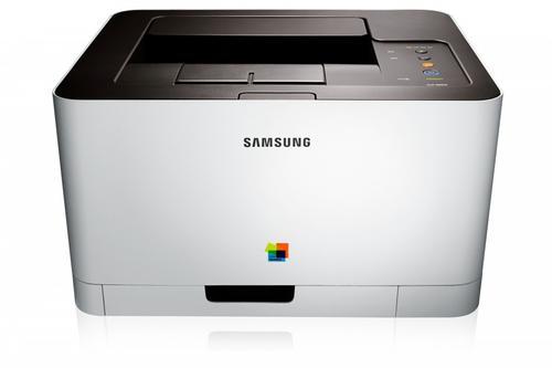 Samsung CLP-365W COLOR