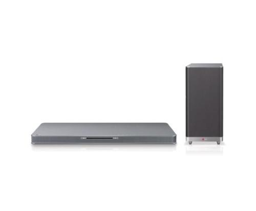 LG Panel dźwiękowy LAB 540 Odtwarzacz Blu-ray i bezprzewodowy subwoofer