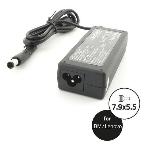 Qoltec Zasilacz do IBM Lenovo 65W | 20V | 3.52A | 7.9*5.5+pin