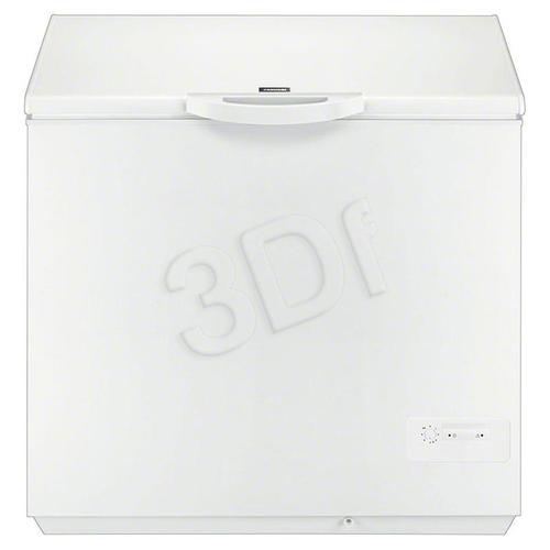 ZANUSSI ZFC 26400WA (wys.86,8cm / biała / A+)