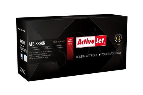 ActiveJet ATB-3380N toner Black do drukarki Brother (zamiennik Brother TN-3380) Supreme