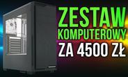Zestaw Komputerowy z AMD Ryzen 5 za 4500 zł