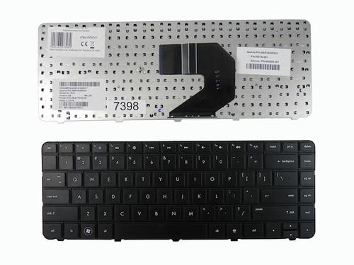 Qoltec Klawiatura do notebooka HP PAVILION G4-1000