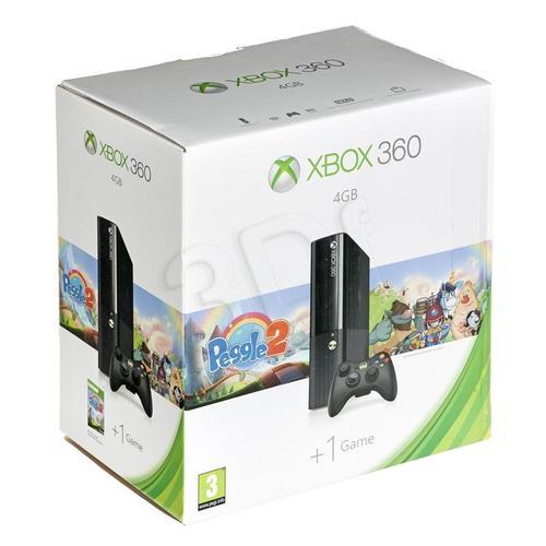 Xbox 360 4GB Peggle 2 bundle