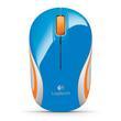 Logitech M187 Bezprzewodowa mini mysz 910-002738 Blue