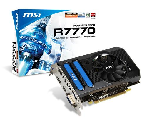 MSI R7770-PMD1GD5