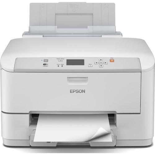 Epson Drukarka WF-5190DW A4/4-ink/WLAN/34pps/PCL/PS3