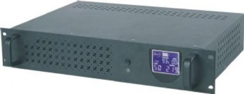 GEMBIRD UPS 1500VA 3X IEC RJ11 IN/OUT USB RACK 19''