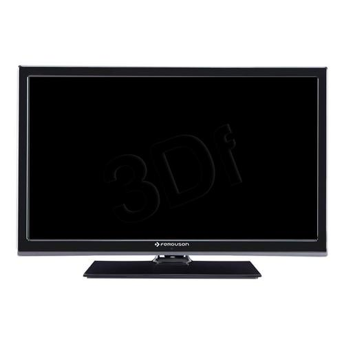 "TV 24"" LCD LED Ferguson V24125L (Tuner Cyfrowy 50Hz USB )"