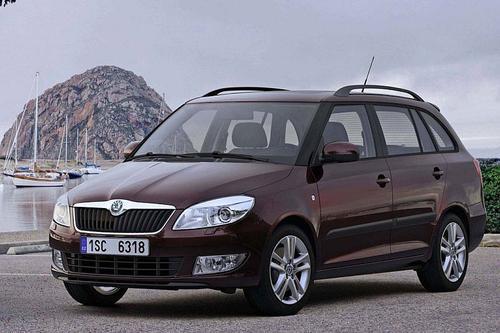 Skoda Fabia II Kombi 1,4 16V (85KM) M5 FAMILY PLUS - model akcyjny 5d