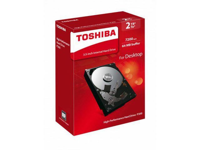 "HDD TOSHIBA P300 2TB 3,5"" HDWD120UZSVA"