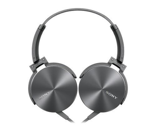 Sony Słuchawki MDR-XB950AP Extra Bass czarne