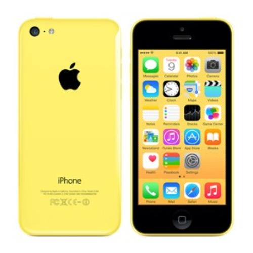 Apple IPHONE 5C YELLOW 8GB-LPO MG8Y2LP/A
