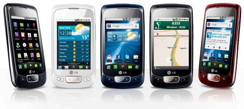 LG Swift Plus P500