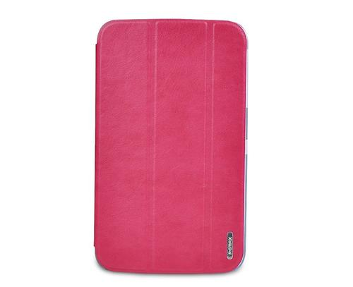 "WEL.COM Etui Fashion do Samsung Tab 3 8""(T310, T311), różowe"