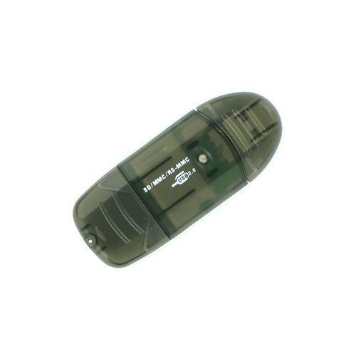 4World Czytnik kart pendrive SD/miniSD/MMC/T-Flash 03355