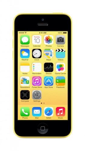 Apple IPHONE 5C YELLOW 32GB -LPO MF093LP/A