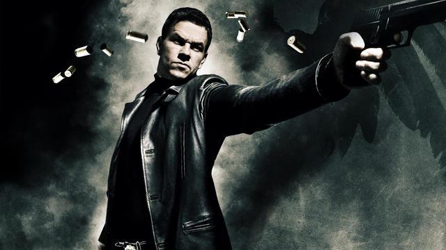 Mark Wahlberg jako Max Payne