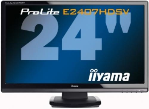 Iiyama ProLite E2407HDSV