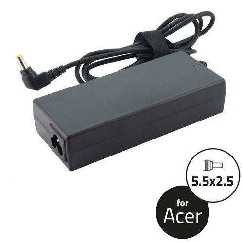 Qoltec Zasilacz do Acer 65W | 20V | 3.25A | 5.5*2.5