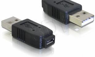 ADAPTER USB AM->USB MIKRO BF (USB 2.0)