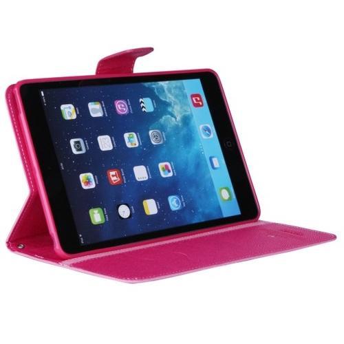 WEL.COM Etui Fancy Diary do Sony Tablet Z2 różowe
