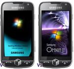 Boot Screen'y dla telefonów Samsung Omnia 2