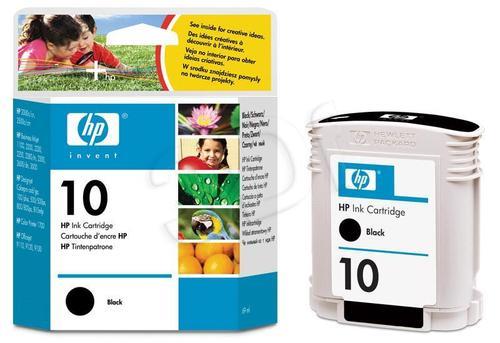 HP Tusz Czarny HP10B=C4844A, 1400 str., 69 ml