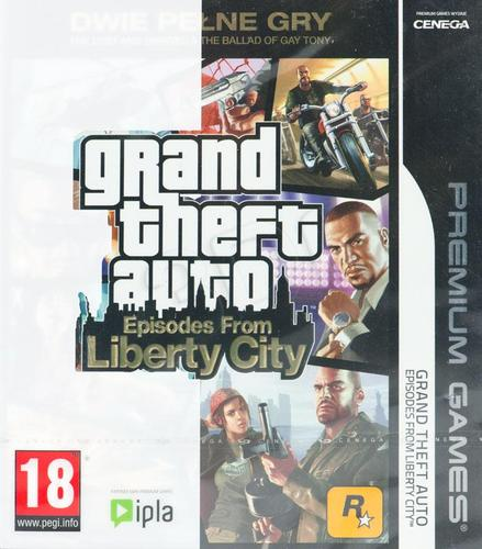 NPG Grand Theft Auto: Episodes from Liberty City