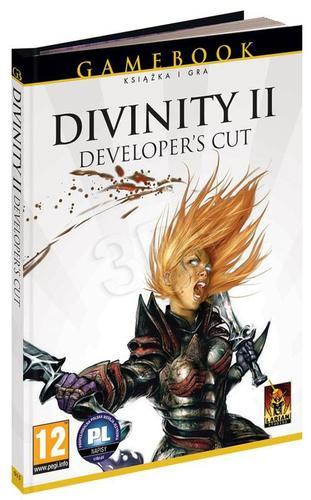 Gamebook Divinity II Developer's Cut (książka + gra PC)