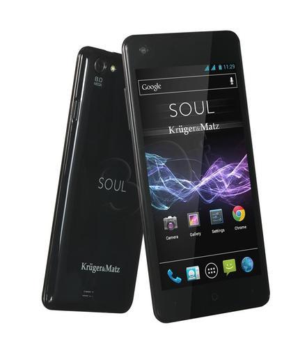 Smartfon Kruger & Matz SOUL black KM0409