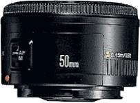 Canon EF 50 f/1.8 II
