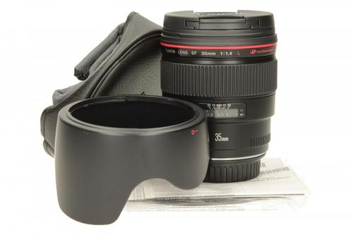 Canon EF 35MM 1.4L USM 2512A011